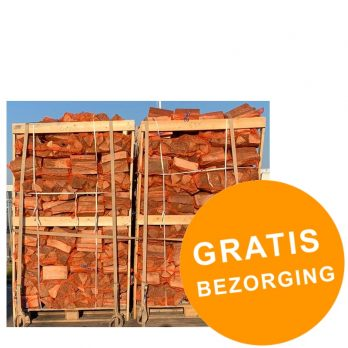 Mix in netzak op pallet | 2,5 kuub